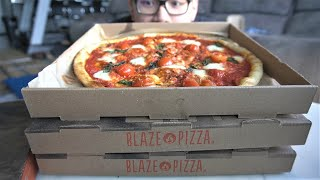 ......Haven't Had BLAZE PIZZA in a While