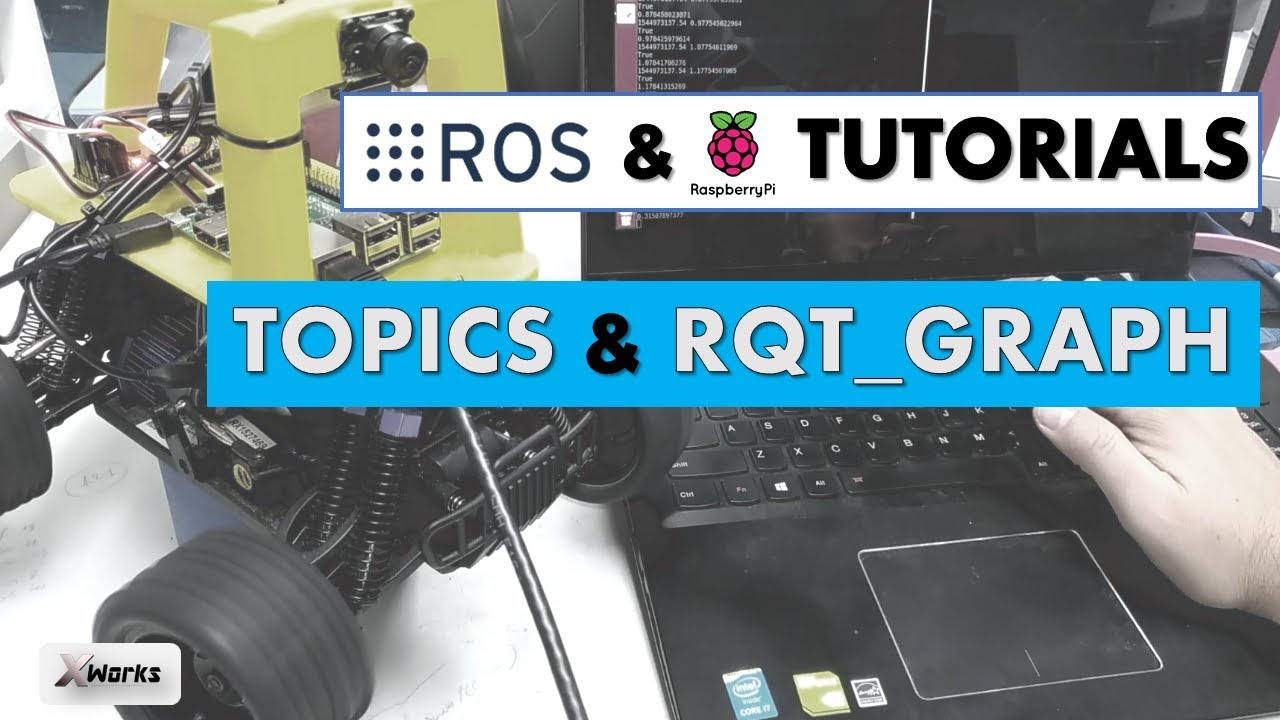 ROS and Raspberry Pi for beginners | Tutorial on a Donkey