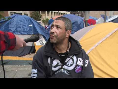 Homeless Algerian Guy Interview