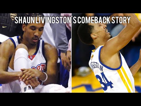 The Incredible Comeback Story Of Shaun Livingston