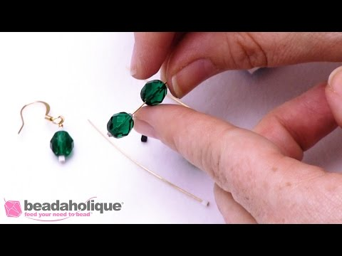 Quick Tip: Using Bead Bumpers With Wire Headpins