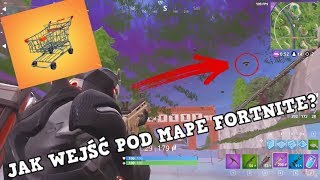 HOW TO ENTER THE MAP IN FORTNITE?!?!?! | OUT OF DATE (BUG_Fortnite 4.4) [Guide: How to enter:D]