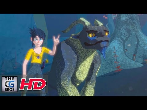 """CGI 3D Animated Short: """"Nami the Last Witch - Pilot Episode…"""