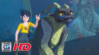 "CGI 3D Animated Short: ""Nami the Last Witch - Pilot Episode…"