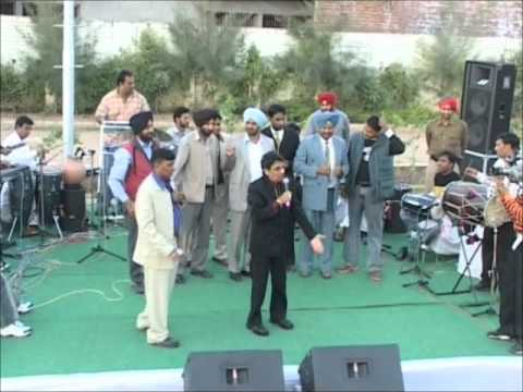 Kuldeep Manak live on Shamsher Sandhu's daughter's wedding