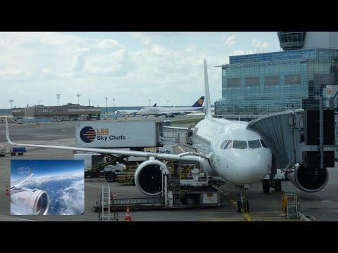 FLIGHT REVIEW | Lufthansa A320NEO | Frankfurt To London Heathrow | 28 May 2019