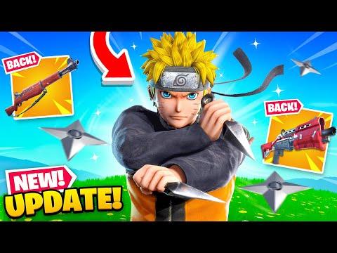 Epic's *NEW* SECRET Update in Fortnite!