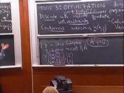 Computational Science and Engineering I