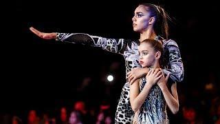 Шоу олимпийских чемпионов с Маргаритой Мамун 2017