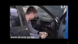 Установка кондиционера на Лада Гранта.(На видео показан процесс установки автомобильного кондиционера на ВАЗ ЛАДА ГРАНТА, производства ООО