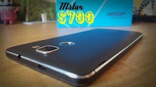 Mstar S700 - Desempaquetado y análisis de éste smartphone con Lector de huellas