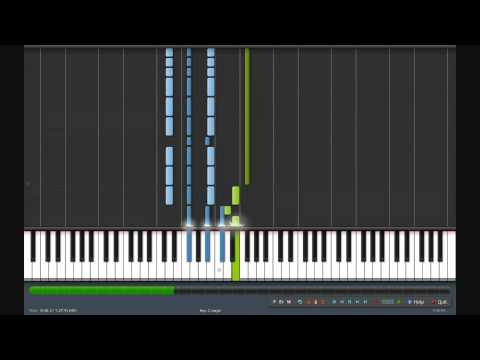 Hellsing - A World Without Logos - Synthesia