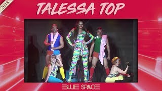 Blue Space Oficial - Talessa Top e Ballet -  01.07.18