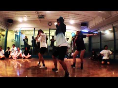 Dammn Baby by Janet Jackson | BONG Class Choreography