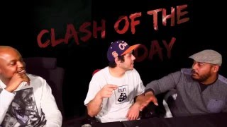 Clash Of The Day [Podcast ep3]: ft Micky Worthless (Clash Money, James Arthur, Eurgh & More)