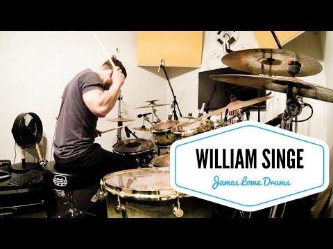 WILLIAM SINGE DRUM COVER - Wild Thoughts X Maria Maria - Rihanna, Bryson Tiller & Santana