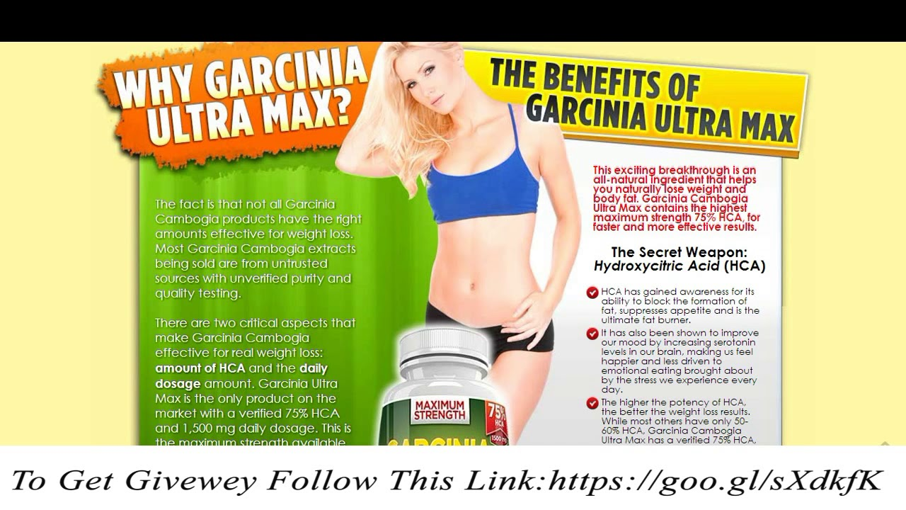 Garcinia Cambogia Extract 500 Mg Reviews
