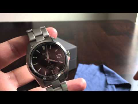 Seiko Sarb033 JDM Watch Review
