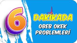 Video 6dk'da OBEB OKEK PROBLEMLERİ download MP3, 3GP, MP4, WEBM, AVI, FLV Desember 2017