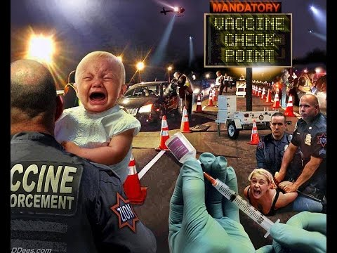 """Dr. Tenpenny """"Global Forced Vaccines; Conspiracy Or Reality?"""