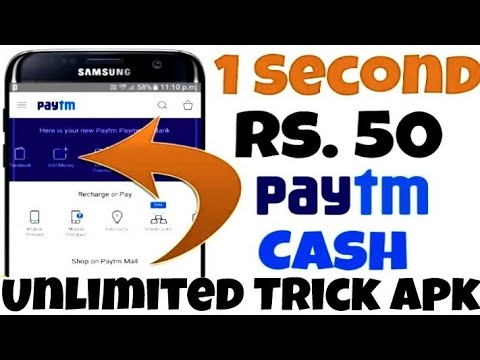 MOD APK(₹300 PAYTM PROOF {UNLIMITED TRICK} {220% WORKING} BY TB!!