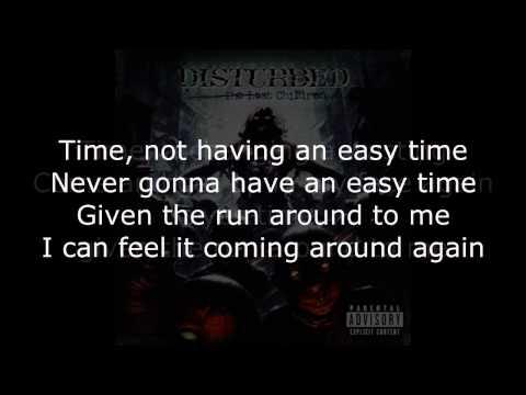 Disturbed - God of the Mind Lyrics (HD)