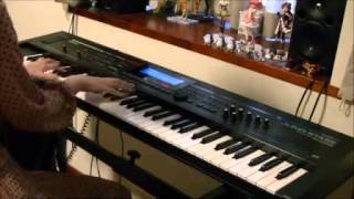 Repeat youtube video BLOODY STREAM (full version) played on a synthesizer (JoJo's Bizarre Adventure)