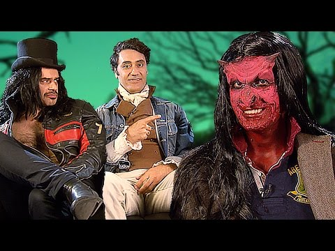 What we do in the Shadows! 5Zimmer, Küche, Sarg! Jemaine Clement, Taiki Waititi, Daniele Rizzo