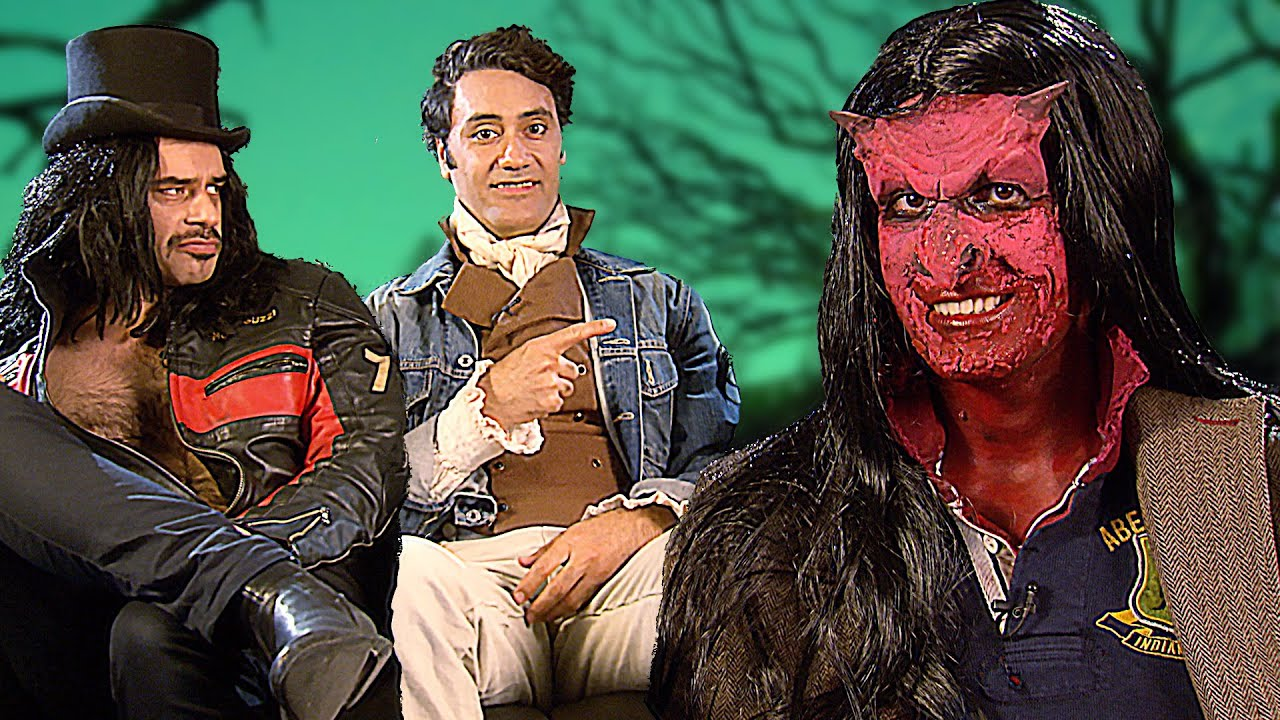 5 Zimmer Küche Sarg What We Do In The Shadows 5zimmer Küche Sarg Jemaine Clement Taiki Waititi Daniele Rizzo