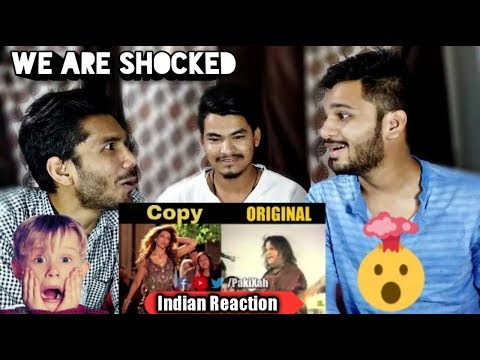 Bollywood Songs Copied From Pakistan | Shocking Indian Reaction.