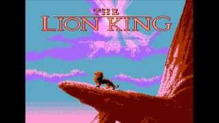 [Dendy] The Lion King (Unl) Live Walkthrough