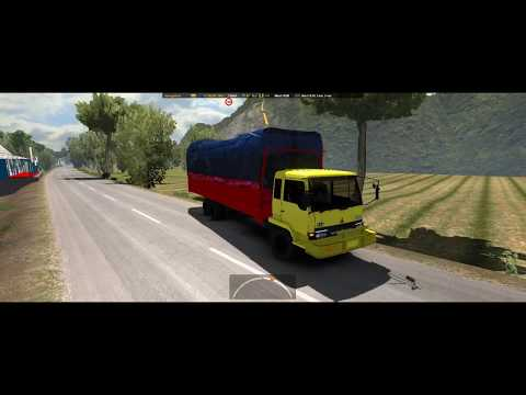 Mitsubishi Fuso Truck | ETS2  | Short Review