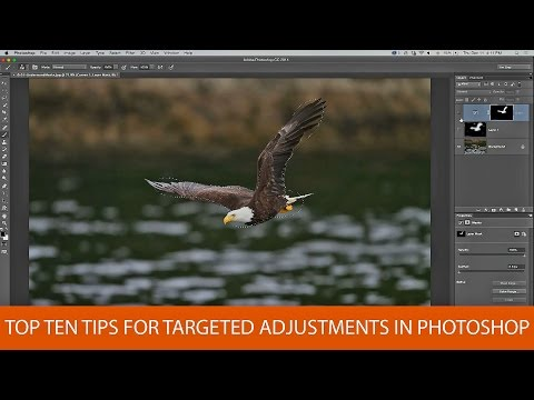 Top Ten Tips for Targeted Adjustments in Photoshop