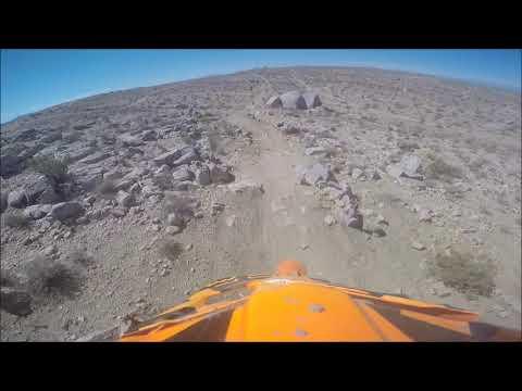 September 10th 2017 Lost Coyotes Desert Scramble Loop A