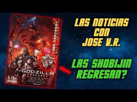 Mas Sobre La Secuela De Godzilla Monster Planet!   Las Noticias Con Jose V.R.