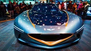 El Auto del futuro ya existe / Genesis Essentia