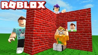 BUILD TO SURVIVE EVIL PALS in ROBLOX!