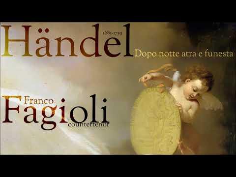 Händel -  Dopo notte atra e funesta - Franco Fagioli - countertenor