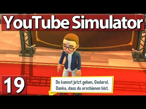 GADA im INTERVIEW ► YouTubers Life Let