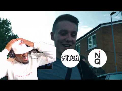 Aitch - Straight Rhymez 1 (prod. Pezmo) @OfficialAitch | NoLifeShaq REACTION