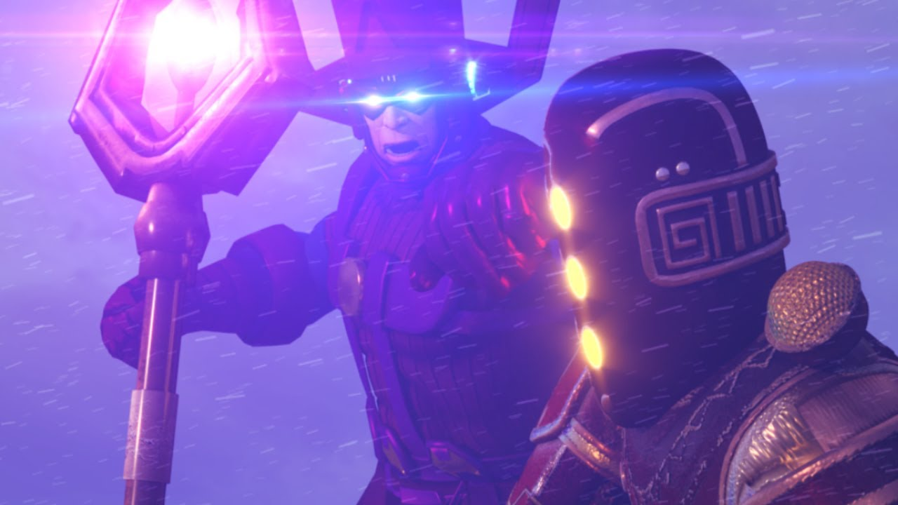 Download GALACTUS vs Eson The Searcher (The Celestials) | Battle of the Gods