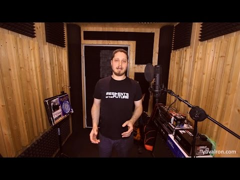 How to build a home studio - Episode 4: Acoustics [Final double episode]