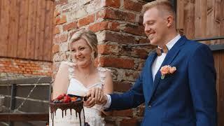 Lenka a Láďa - svatební klip