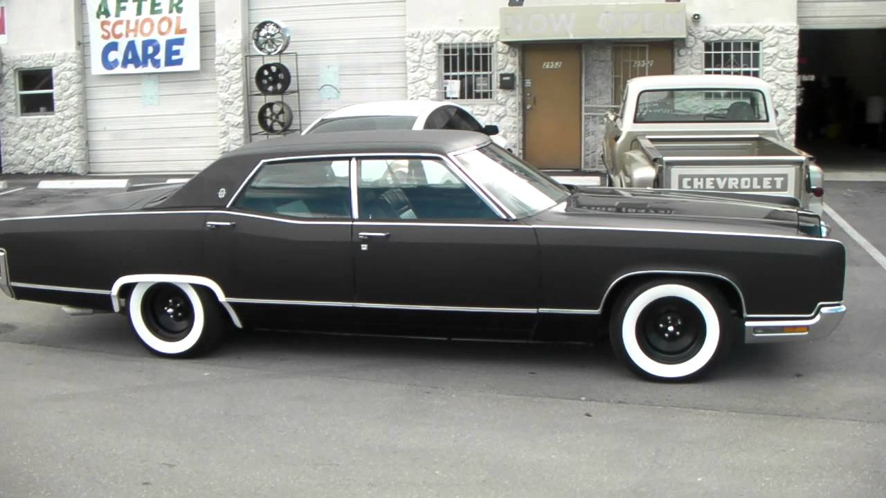 877 544 8473 15 inch cragar old school wheels 1970 lincoln continental vinyl wrapped with. Black Bedroom Furniture Sets. Home Design Ideas