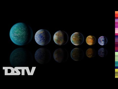 THE NEXT STEP IN THE SEARCH FOR HABITABLE PLANETS - NASA SCIENCE LECTURE