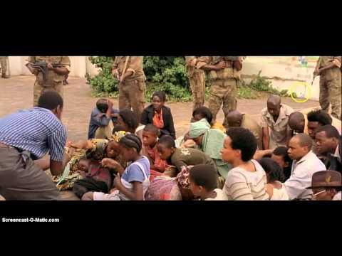 Hotel Rwanda - Money scene