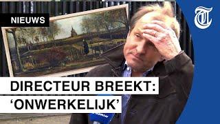 Schilderij Van Gogh gestolen uit museum