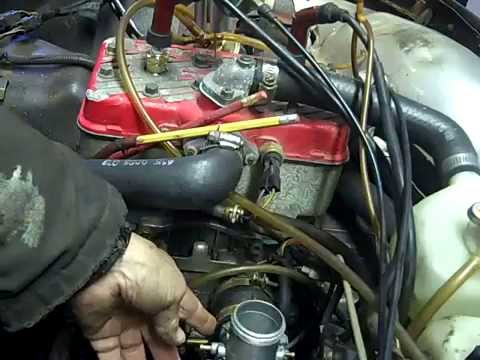 HOW TO CLEAN CARBURETORS ON A 1997 SKIDOO SUMMIT