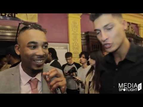 The Intent - Film Premiere (Red Carpet): Media Spotlight UK