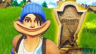 Fortnite just BURIED Call of Duty..